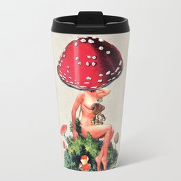 Shroom Girl Travel Mug