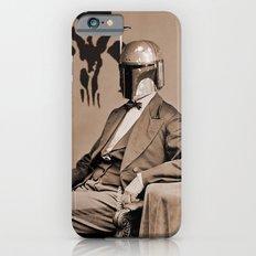 Portrait of Sir Fett iPhone 6s Slim Case