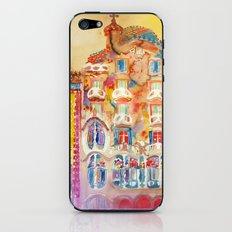 Casa Batllo iPhone & iPod Skin