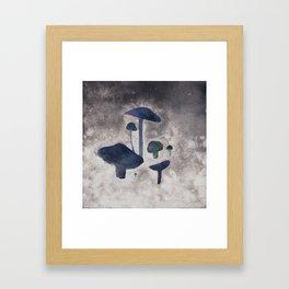 meeting Framed Art Print