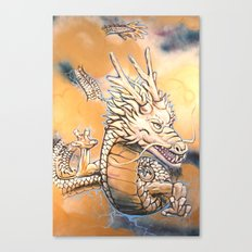 Sky Dragon Canvas Print