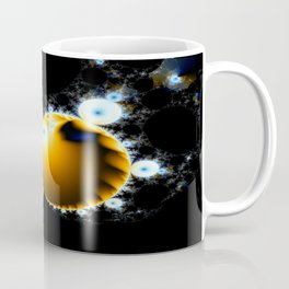Fractal Creature Coffee Mug