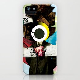 The Pursuit of Salvation iPhone Case
