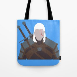 Geralt of Rivia - The Witcher Tote Bag