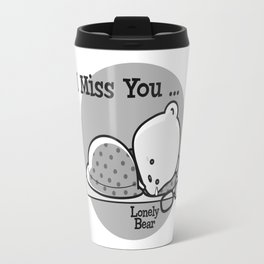I Miss You Travel Mug