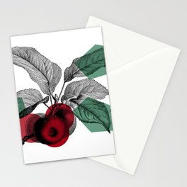 Malus Domestica Stationery Cards
