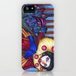 Bag of cats iPhone Case