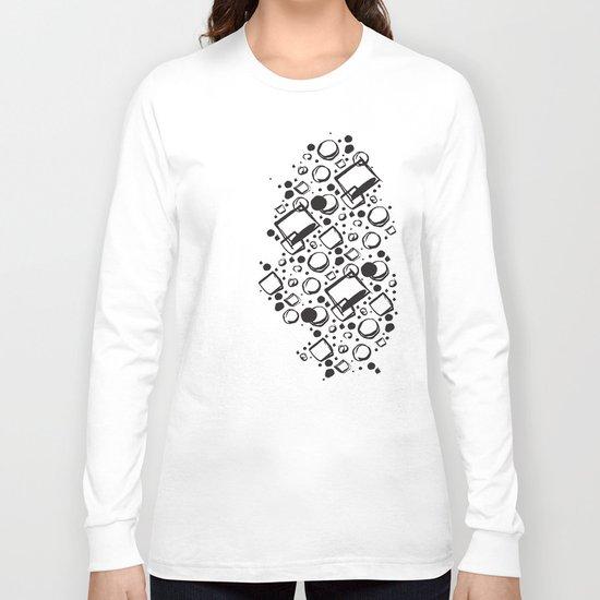 ABSTRACT 011 Long Sleeve T-shirt