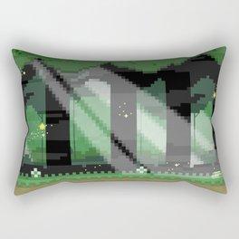 Zelda: Lost Woods Rectangular Pillow