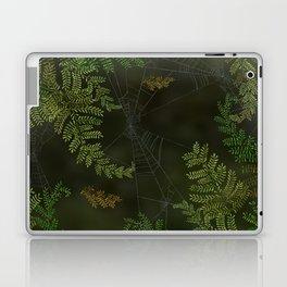 Fern print 2009 collection Laptop & iPad Skin