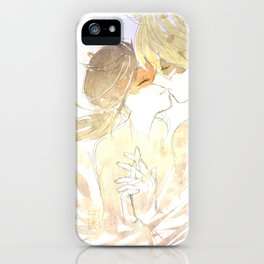 spots off, claws in [Miraculous Ladybug] iPhone Case