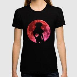 Anime Moon Inspired Shirt T-shirt