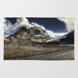 Glacier Expressif Rug