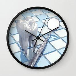 Dental hygiene Wall Clock