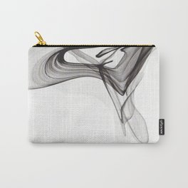 Smoky Noir Carry-All Pouch