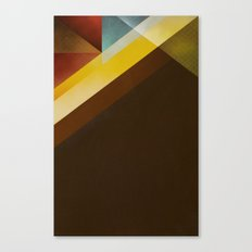 Jazz Festival 2012 (Number 4 in a series of 4) Canvas Print
