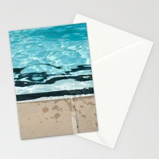 Jump Off The Ledge Stationery Cards