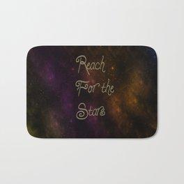 Reach for the stars Bath Mat