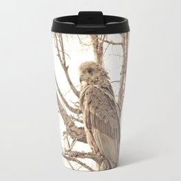 Golden Bateleur Travel Mug