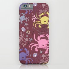 Crab pattern Slim Case iPhone 6s