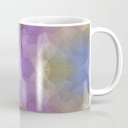 """Carnival time"" triangles design Coffee Mug"