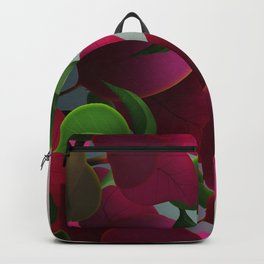 Pink Flower Fairy Backpack