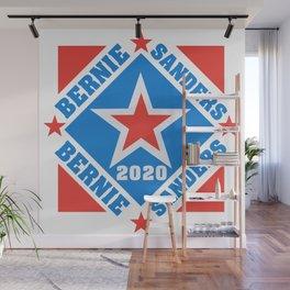 Bernie Sanders 2020 Vote for President Wall Mural