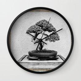 Deformity Reified Wall Clock
