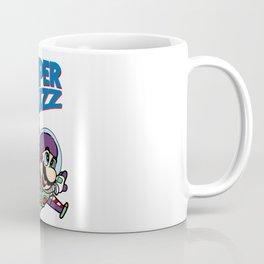 Super Buzz Lightyear Coffee Mug