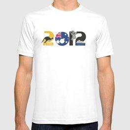 Australia 2012 T-shirt