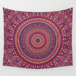 Mandala 166 Wall Tapestry