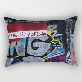 CITY OF LOVE Rectangular Pillow