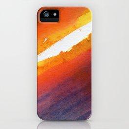 Energy Gradient iPhone Case