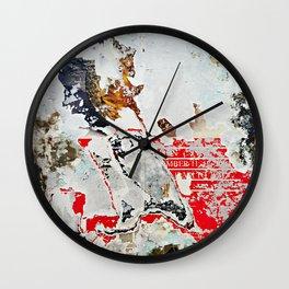 PALIMPSEST, No. 23 Wall Clock