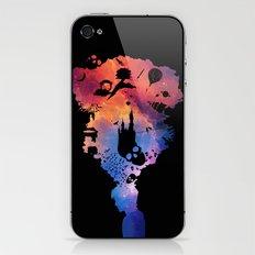 Artist mind iPhone & iPod Skin