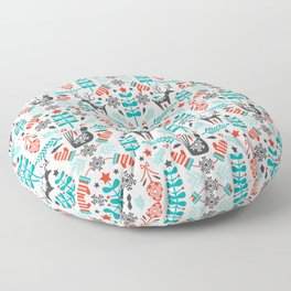Hygge Holiday Floor Pillow