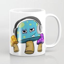 LIT Mushrooms Coffee Mug