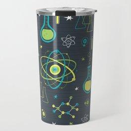 Midcentury Modern Science Travel Mug