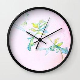 Vine Wall Clock