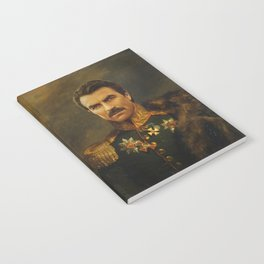 Tom Selleck - replaceface Notebook