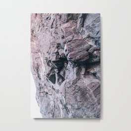 Cliffside Metal Print