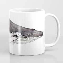 Humpback whale for whale lovers Coffee Mug
