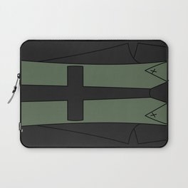 Spirit Albarn Outfit Laptop Sleeve