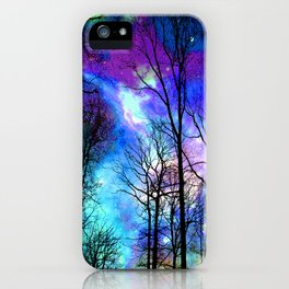 fantasy sky iPhone Case