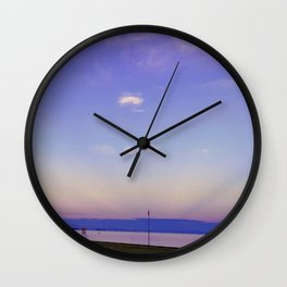 Ed è subito sera (And suddenly it is evening) Wall Clock