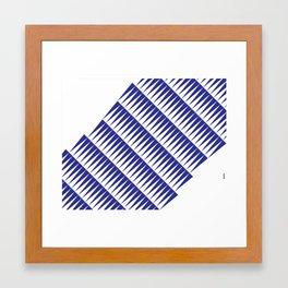 up up up Framed Art Print