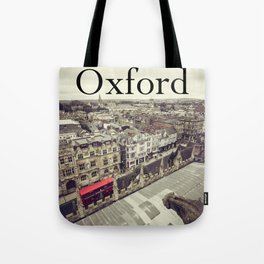 Oxford gargoyle Tote Bag