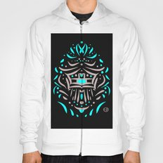 Temple of faces Hoody