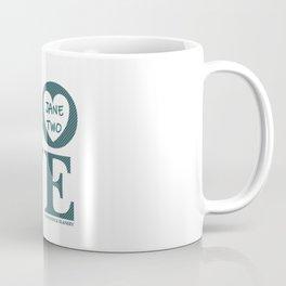Love Jane Two Coffee Mug