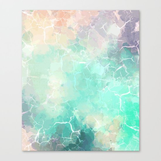 Marble #society6 Canvas Print